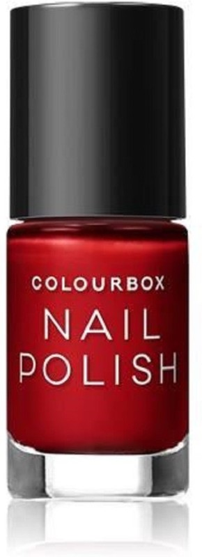 Oriflame Sweden Colour Box Nail Polish SOFT RED