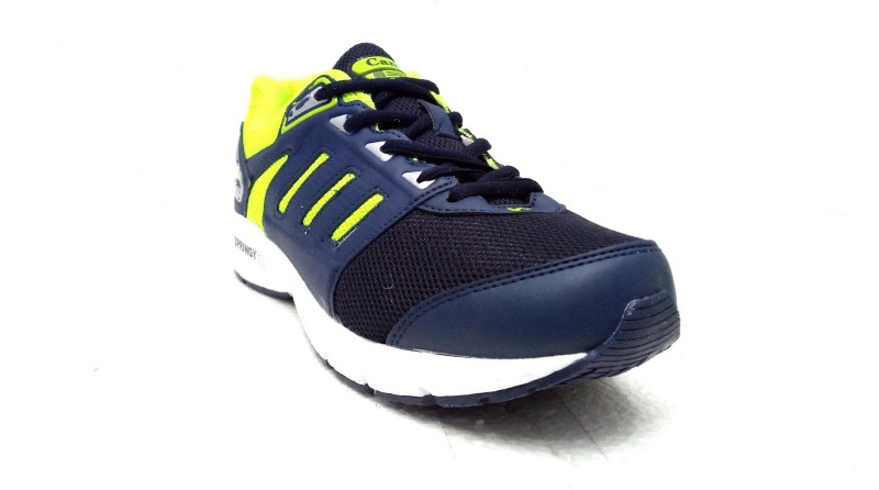 Campus CAMPUS CLONE BLU/SIL/P.GRN Running Shoes For Men(Blue, Silver, Green)