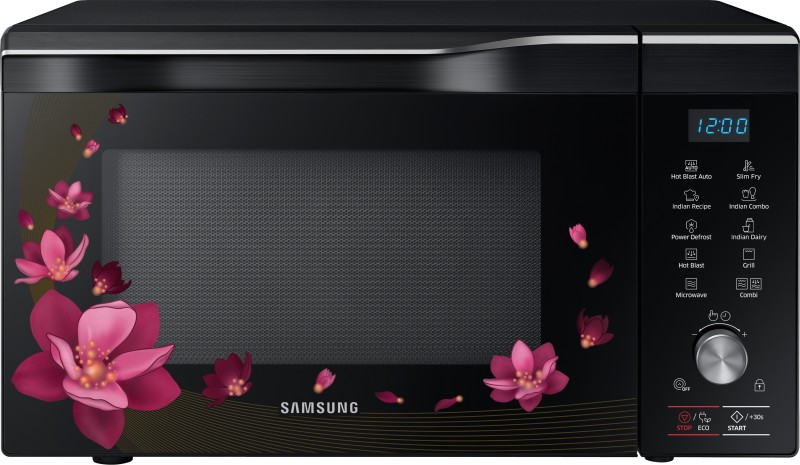 Samsung 32 L Convection Microwave Oven(MC32K7055VP/TL, Black)