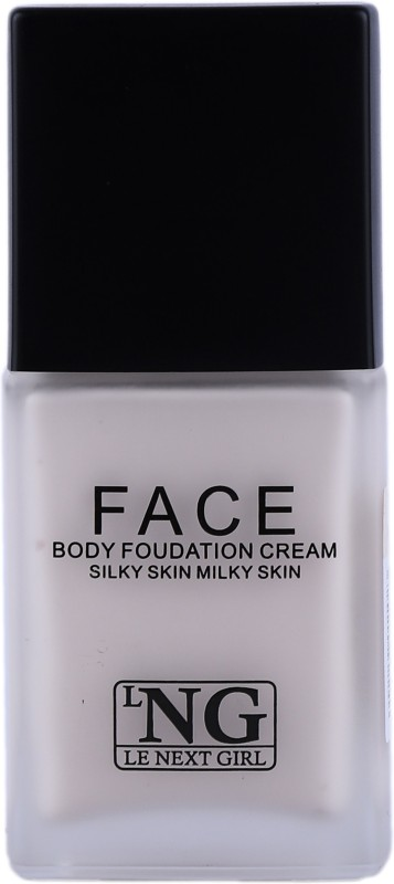 LNG Perfecting Face & Body Foundation BB Cream , Ivory, 40 g Foundation(Ivory, 40 g)