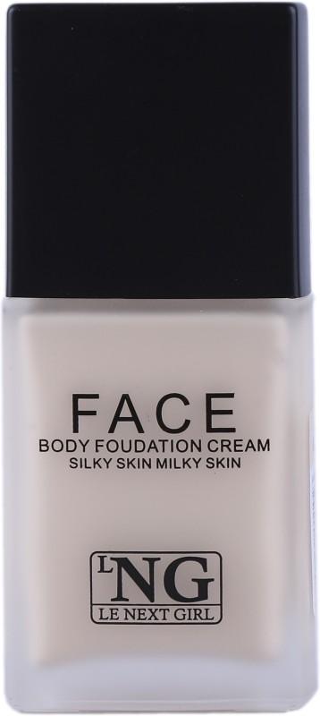 LNG Perfecting Face & Body Foundation BB Cream , Beige, 40 g Foundation(Beige, 40 g)