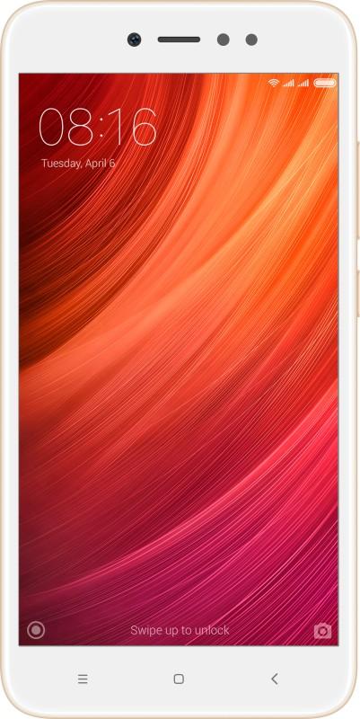 Redmi Y1 (Gold, 32 GB)(3 GB RAM)