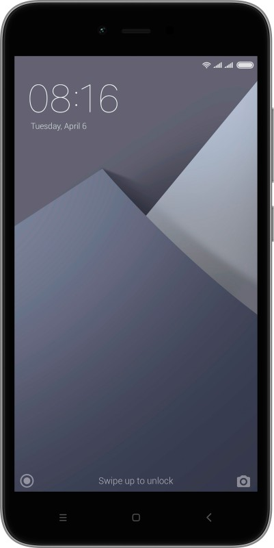 Redmi Y1 lite (Grey, 16 GB)(2 GB RAM)