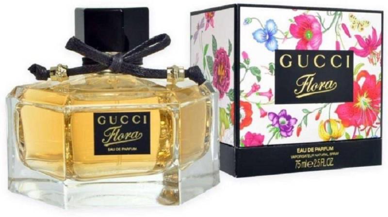 GUCCI FLORA EAU DE PARFUM 75ML FOR WOMEN Eau de Parfum - 75 ml(For Women)