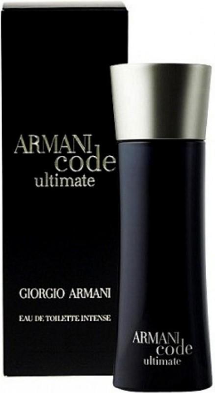 Armani Code Ultimate Giorgio Armani Intense Eau de Toilette - 75 ml(For Men)