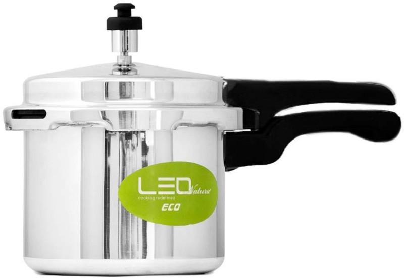 Leo Natura Eco Select 3 L Pressure Cooker(Aluminium)