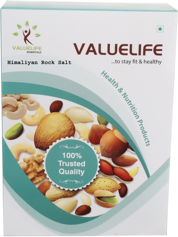 Value Life Himalayan Rock Salt Rock Salt(500 g)