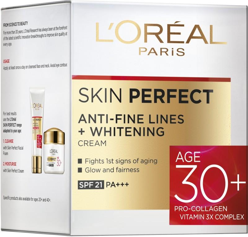 L'Oreal Paris Skin Perfect 30+ Anti-Fine Lines Cream(50 g)
