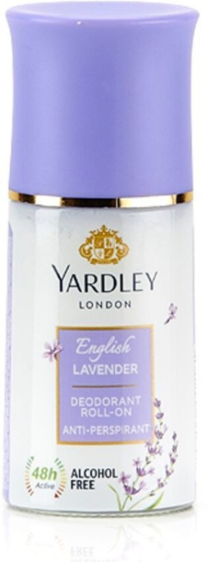 Yardley London English Lavender Deodorant Roll-on - For Women(50 ml)