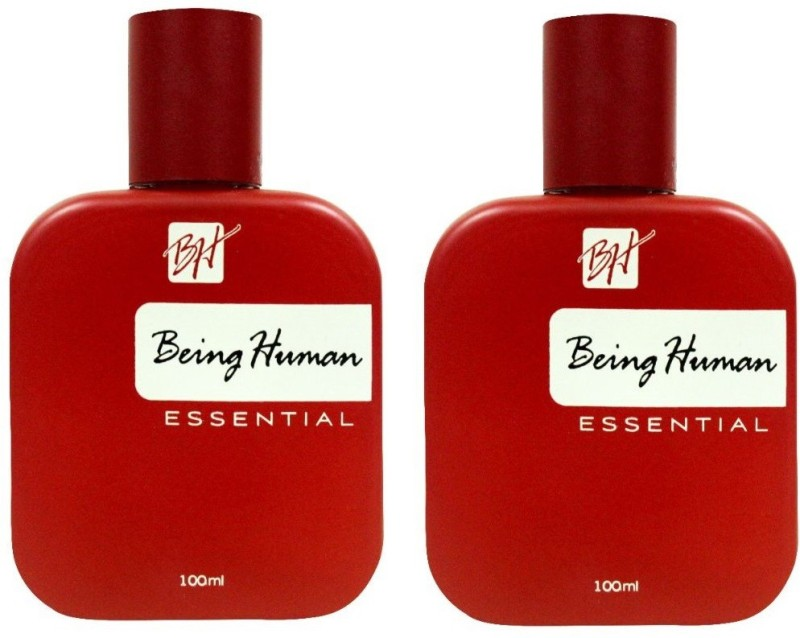 Being Human Combo Red Pack of 2 Perfume  -  200 ml(For Men & Women)