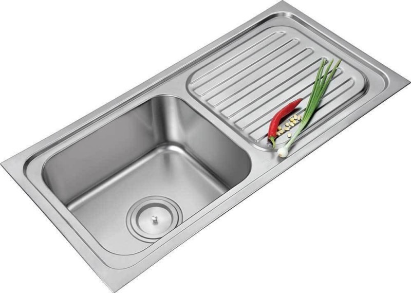ANUPAM wash basin 202A Counter Top(Stainless Steel)