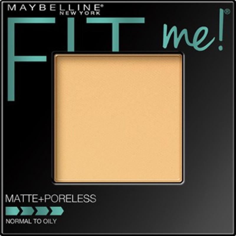 Maybelline Fit Me Matte Poreless Powder Compact(Classic Ivory)
