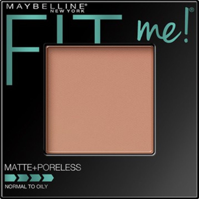 Maybelline Fit Me Matte Plus Poreless Powder Compact(True Beige - 222)