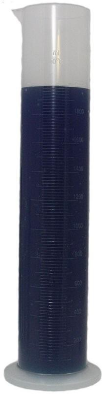 Generic 5 Polypropylene Graduated Cylinder(500 ml)