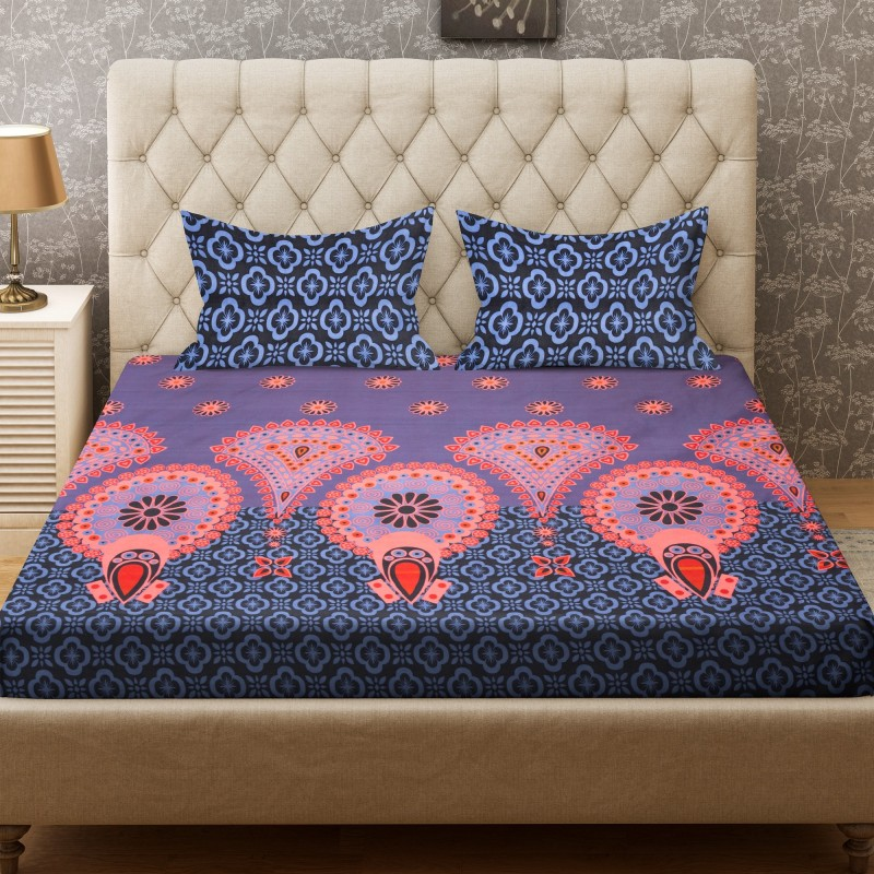 Flipkart - Double Bedsheets From â���¹499