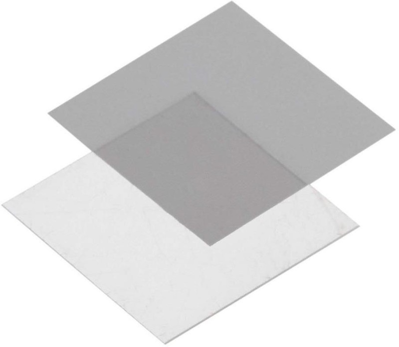 Generic 2 Blank Cover Slip(Square Pack of 1)