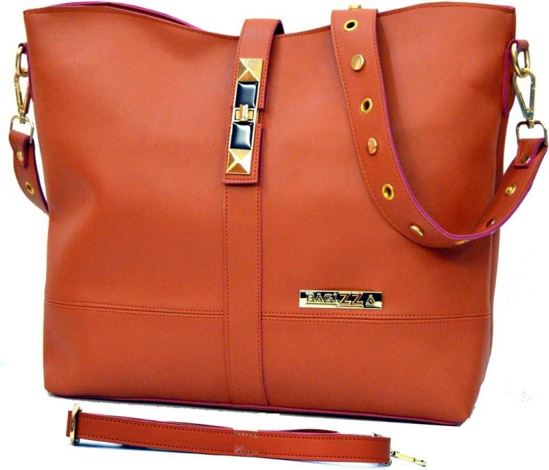BAGIZZA Brown Sling Bag