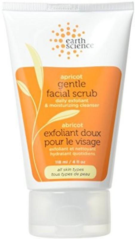 Earth Science Apricot Facial Scrub Per Case Scrub(118.3 ml)