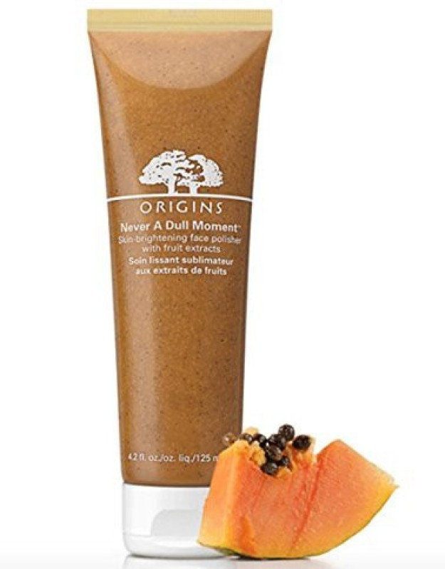 Origins Never A Dull Moment SkinBrightening Face Polisher With Fruit Extracts Scrub(125 ml)