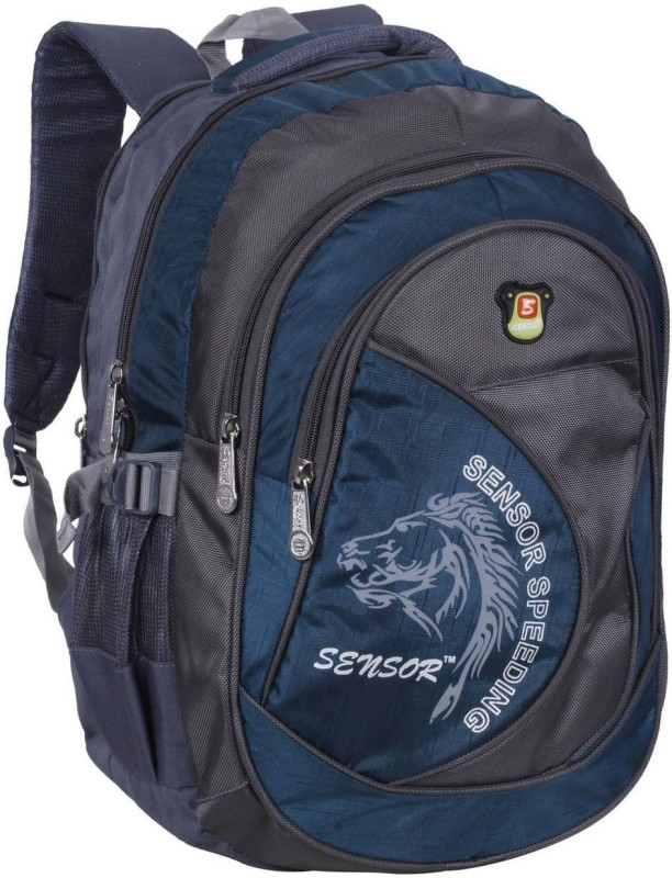 Sensor Gracia 30 L Backpack(Blue, Grey)