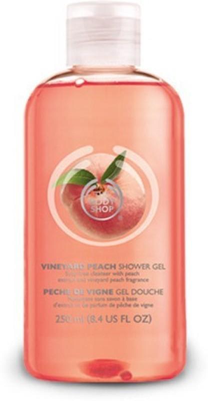 The Body Shop Vineyard Peach Shower Gel(250 ml)