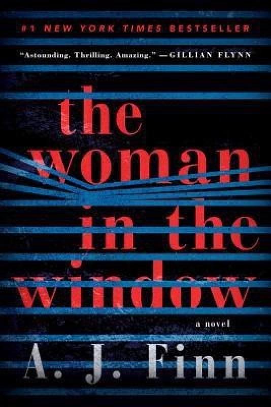The Woman in the Window(English, Hardback, Finn A J)