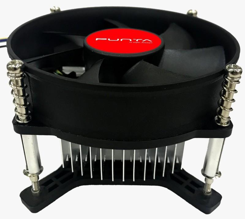 punta P-CF775 1 Fan Cooling Pad(Black)