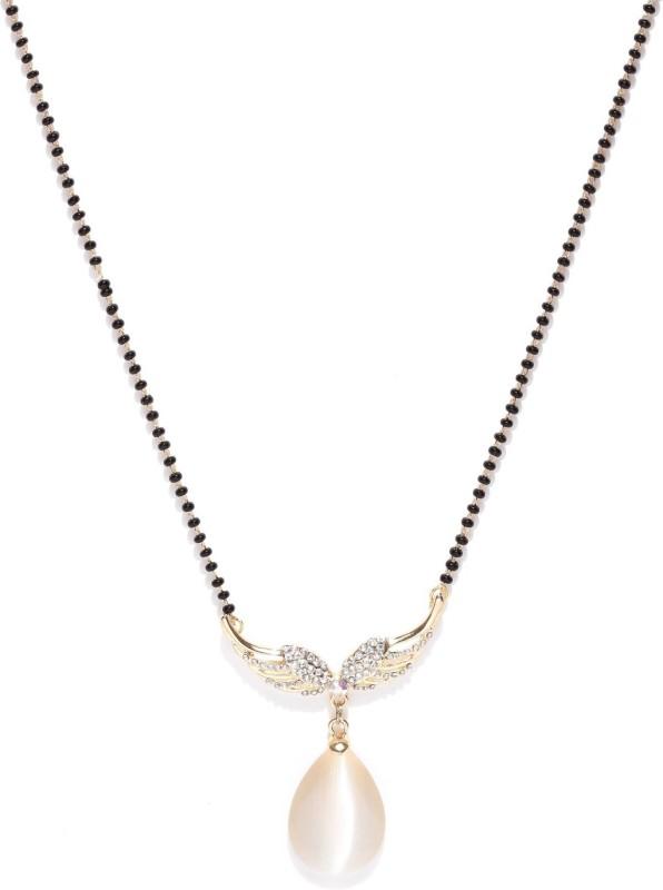 You Bella Stylish Mangalsutra Jewelry Alloy Mangalsutra