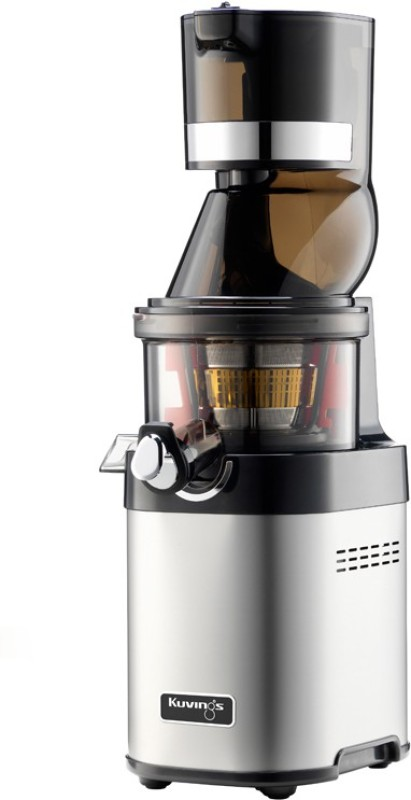 Kuvings COMMERCIAL Whole Slow Juicer Commercial Chef CS-600 200 Watts Juicer(Silver)