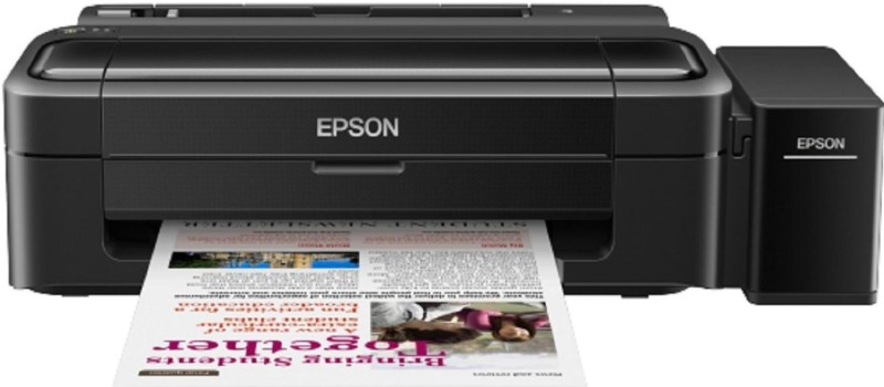 Epson L130 Single Function Printer(Black)