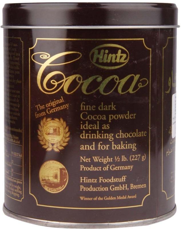 Hintz Cocoa Fine Dark Cocoa Powder - 227g Cocoa Powder(227 g)