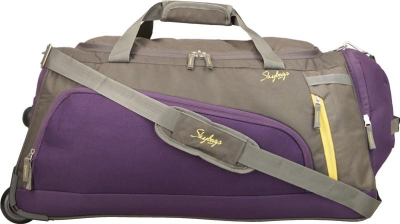 Skybags HATCH DFT 67 GREY Duffel Strolley Bag(Grey)