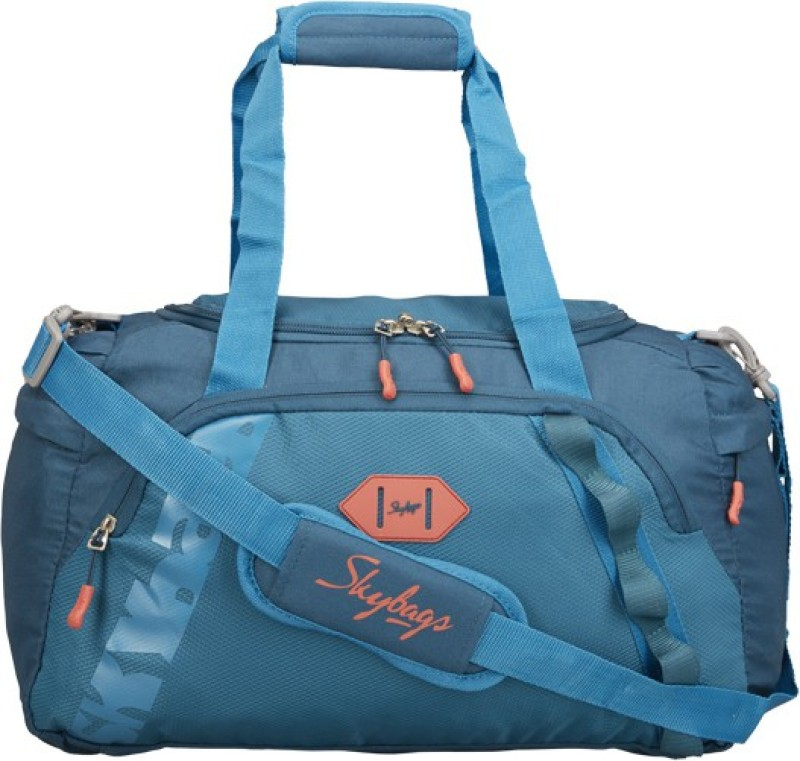 7a98a718928a 60%off Skybags XENON DF 45 TEAL Travel Duffel Bag(Blue)