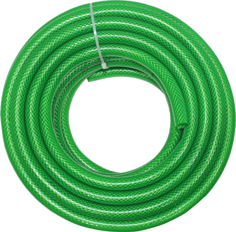TechnoCrafts PHO12050 PVC Braided Hose 15 meter (50 feet) 1/2 Inch (12.5mm) Bore Size 3 Layered Hose Pipe
