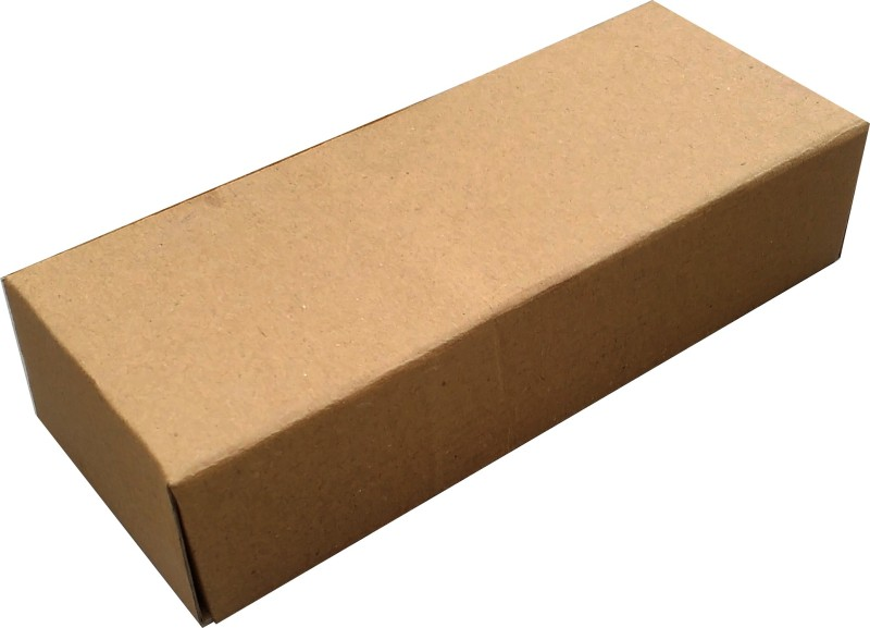 chhavi enterprises Corrugated Paper Packaging Box(Pack of 50 Brown)