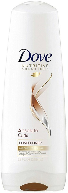 Dove Nutritive Solutions Conditioner, Absolute Curls 12 oz(355 ml)