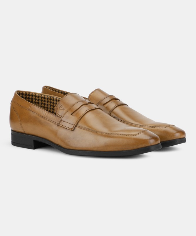 Van Heusen Slip-On For Men(Tan)