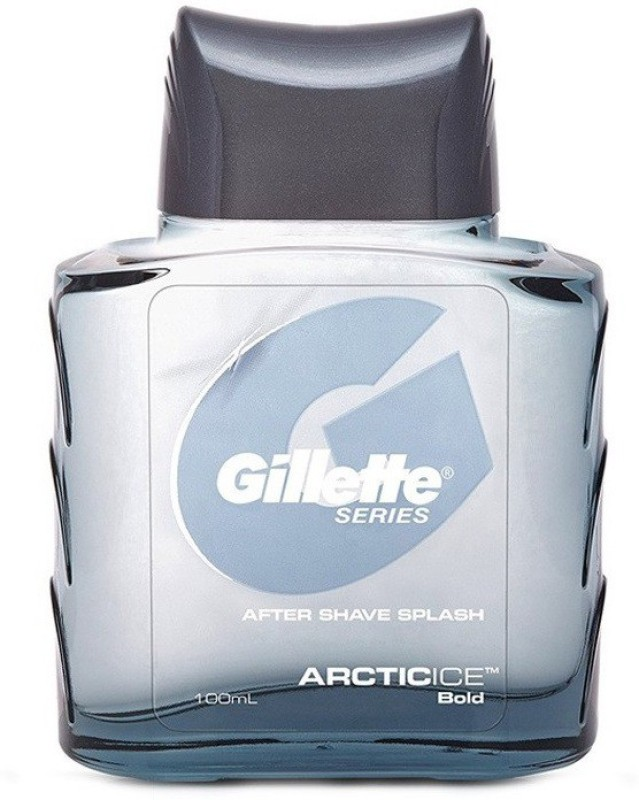 Gillette Arctic Ice After Shave Splash(100 ml)