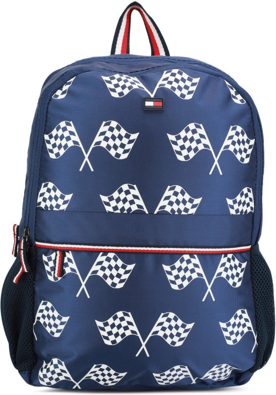 Tommy Hilfiger ARCHES 18.06 L Backpack(Blue, White)