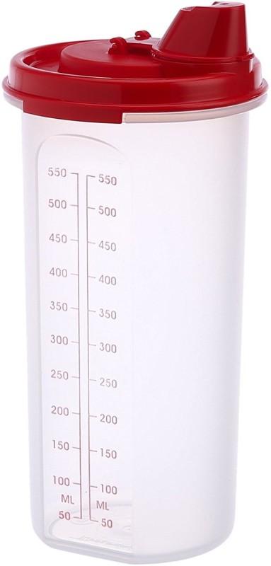Tupperware 650ML_MIDIMAGIC 650 ml Flask(Pack of 1, Clear)