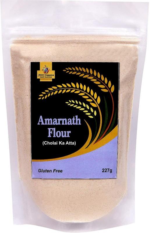 Jioo Organics Amarnath Flour,Rajgiri, Rajgira,Ramdana(227 g)