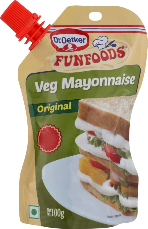 Fun Foods Original Veg Mayonnaise 100 g