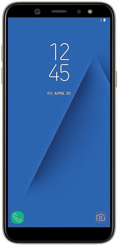 Samsung A6 (Gold, 64 GB)(4 GB RAM)