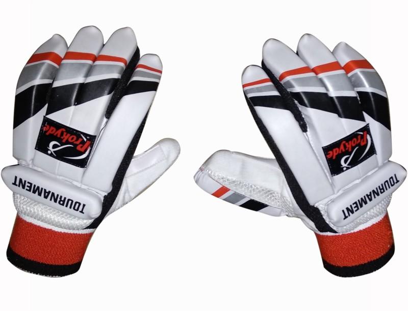 Prokyde Tournament Batting Gloves (Boys, Multicolor)