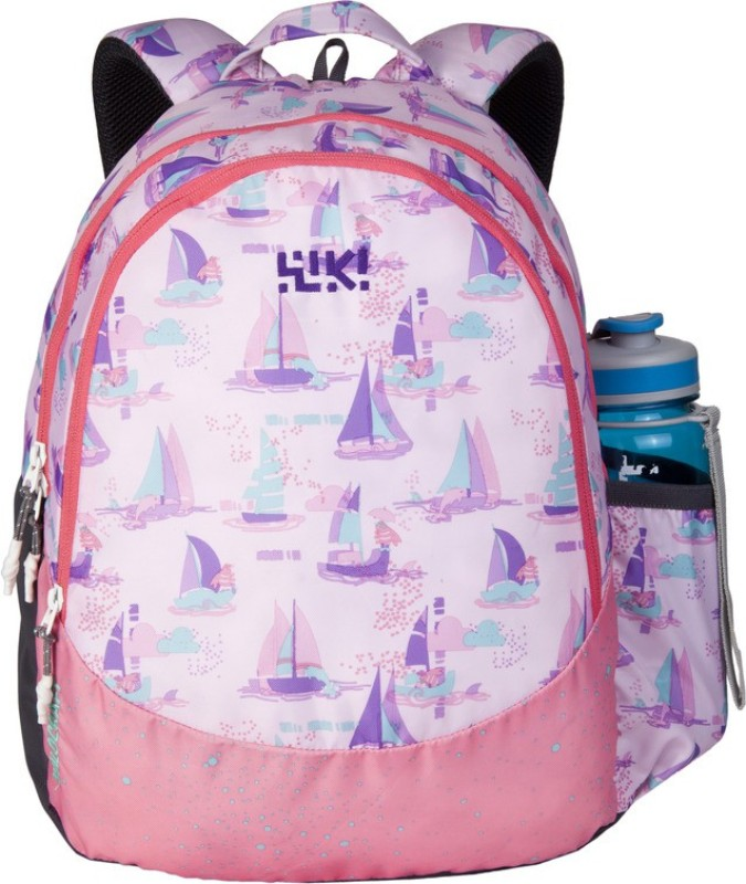 Wildcraft Wiki J 2 Sailor 19.5 L Backpack(Purple)