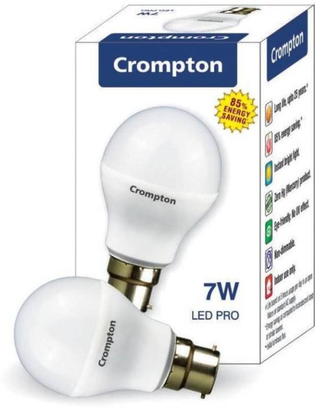 Crompton 9 W Standard B22 LED Bulb(White)