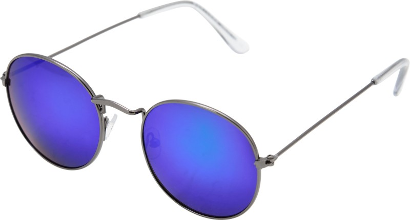CHIGS FASHION Spectacle  Sunglasses(Blue) image