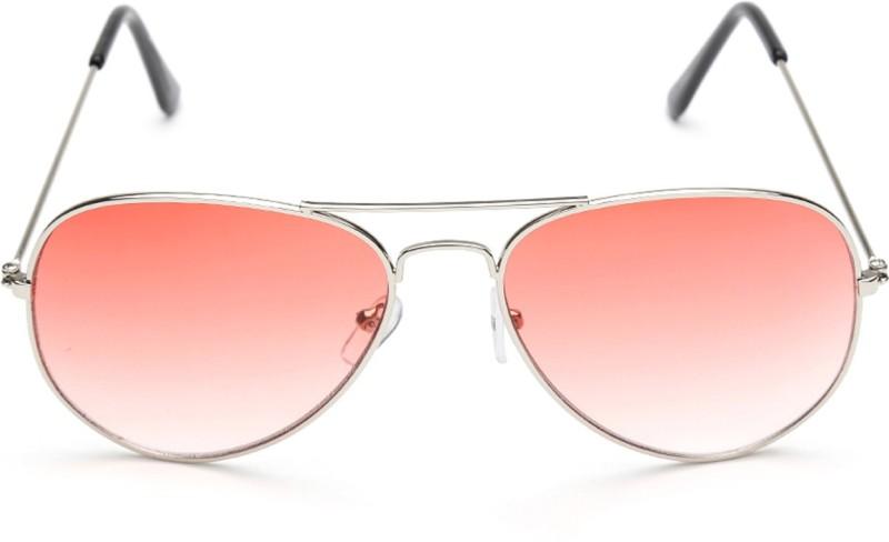 Agera Aviator Sunglasses(Orange) image