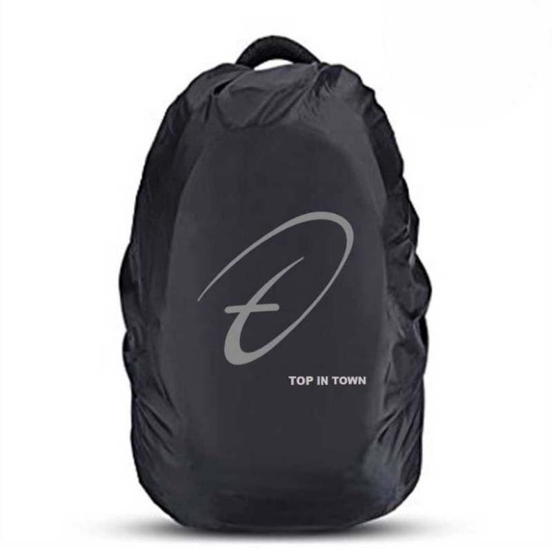 Top In Town Nylon Bag Cover with Pouch Dust Proof, Waterproof Laptop Bag Cover, School Bag Cover(60 L Pack of 1)