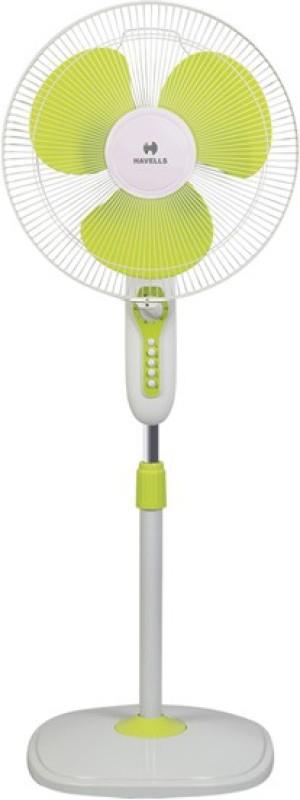 Havells Gatik 400mm 3 Blade Pedestal Fan(white)